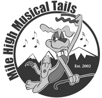 Mile High Musical Tails, Inc., Logo